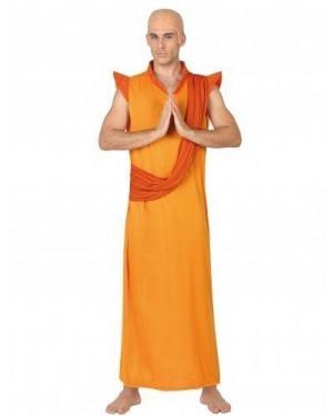 Costume Buddista Adulto T2 M\L