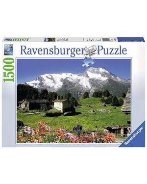 RAVENSBURGER 16344 puzzle 1500 alpi di savoia - le monal