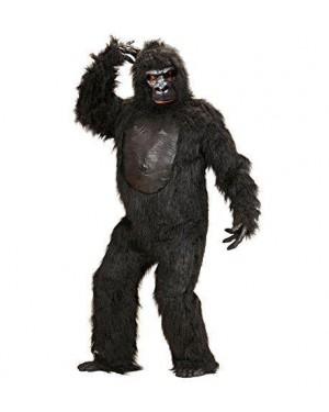 Costume Gorilla In Peluche Con Costume Con Pettora