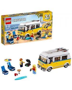 LEGO 31079 lego creator surfer van giallo