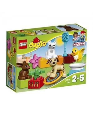LEGO 10838 lego duplo city amici cuccioli