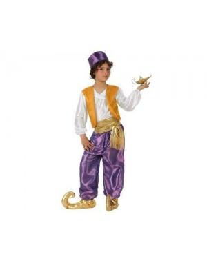 Costume Arabo 3 Anni Aladino