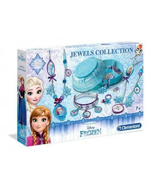 CLEMENTONI 15185 clement frozen jewels collection kit portagioie