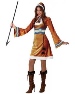 Costume Eschimese , Adulto T. 2