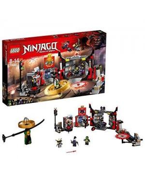 LEGO 70640 lego ninjago quartier generale s.o.g.