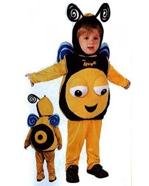 Costume Ape Buzz Bee Casa Alpi Hive 6/12M