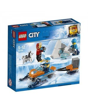 LEGO 60191 lego city arctic team esplorazione artico