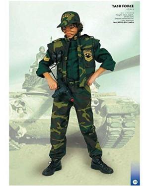 Costume Task Force Soldato C/Mitra 5/7