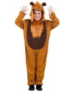 Costume Da Leone, 10-12 Anni