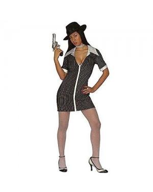 WIDMANN 44403 gangster girl (vestito)