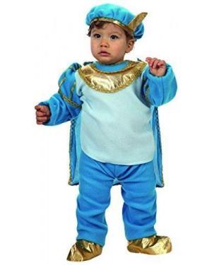 Costume Da Principe Azzurro T- 6-12 M