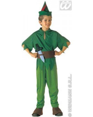 Costume Peter Pan 5/7 128Cm
