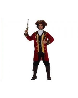 Costume M Pirata Senza Pantaloni Uomo Donna