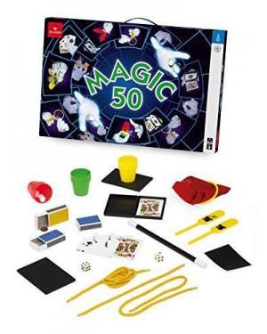 dal negro 55664 magic 50 giochi di magia