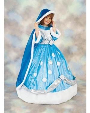 Costume Fiocco Di Neve 4-6