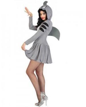 Costume Squalo Donna T1 Xs\S