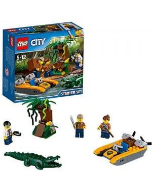 LEGO 60157.0 lego city jungle explorers starter set della giung