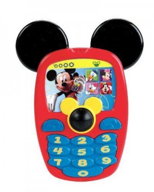 FISHER-PRICE X0895 topolino black berry