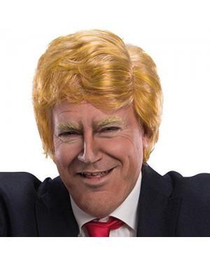 CARNIVAL TOYS 02392 parrucca donald trump presidente usa