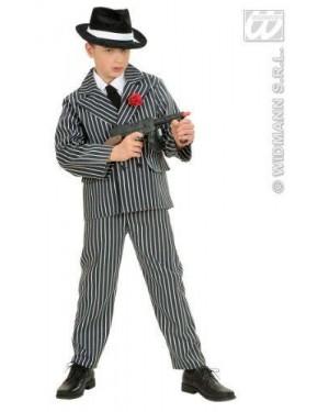 WIDMANN 42547 costume gangster 8/10 cm 140