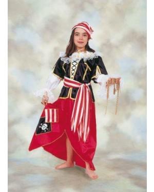 Costume Corsara 6-8 Anni