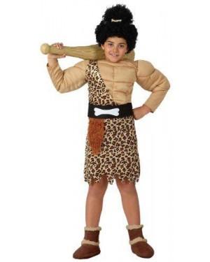 ATOSA 15863 costume cavernicola primitivo bambino t-3