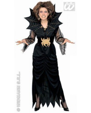 Costume Strega Spiderlady M