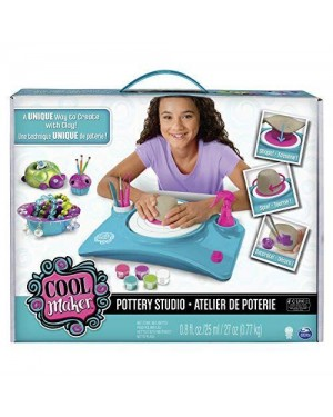 SPIN MASTER 6027865 pottery cool studio di ceramica