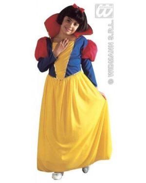 Costume Principessa Delle Favole 11/13 Biancaneve