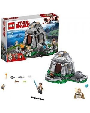 LEGO 75200 lego star wars addestramento ad ahch-to island#