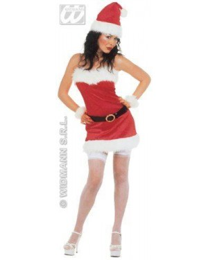 Costume Mamma Natale Xl