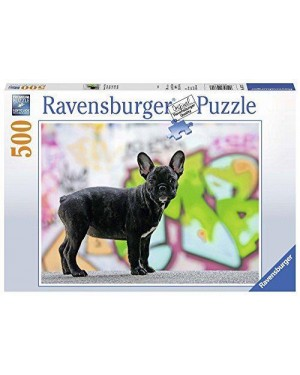 RAVENSBURGER 14771 puzzle 500 bulldog francese