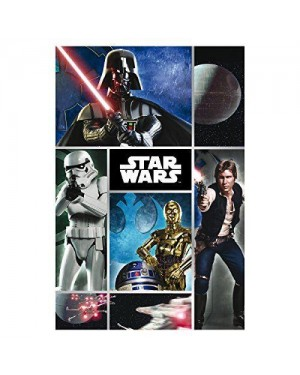 LIBROLANDIA 22000516 star wars plaid 100x150cm