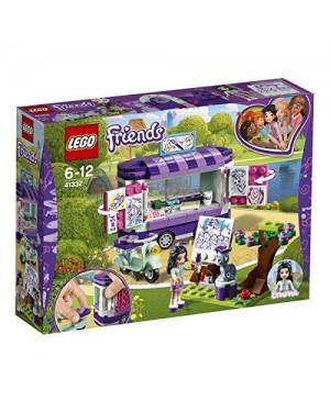 LEGO 41332 lego friends lo stand dell'arte di emma