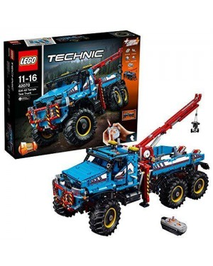 LEGO 42070.0 lego technic camion autogru 6x6