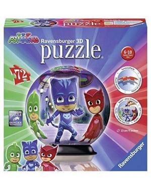 RAVENSBURGER 11781.0 puzzle 3d building pj masks