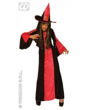 Costume Strega Del Castello 11/13 Cm 158