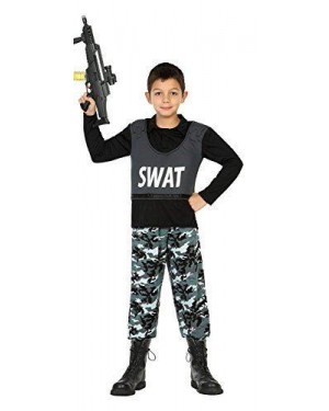 ATOSA 24408.0 costume polizia 7-9