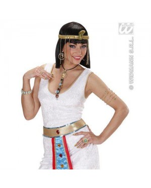 widmann 7519t set collana e orecchini cleopatra