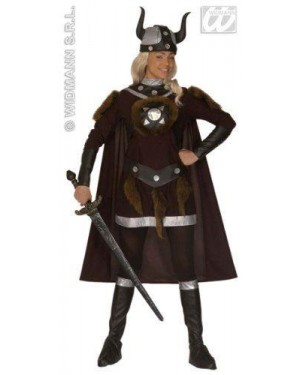 Costume Vichinga Victoria Xl