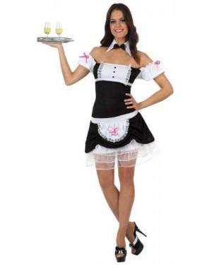 Costume Donna Pulizia Sexy, T- 3