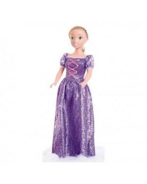 Giocheria HDG70085 Disney - Rapunzel Gigante cm.90