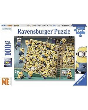RAVENSBURGER 10785 puzzle 100 xxl cattivissimo me 3