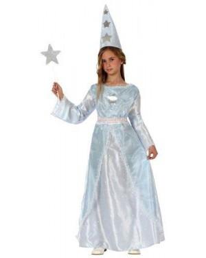 Costume Da Mago Bambina T-2