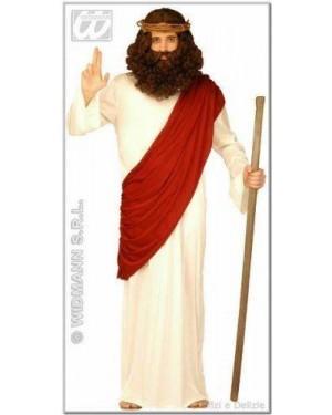 Costume Profeta Messia M Tunica Toga Cor