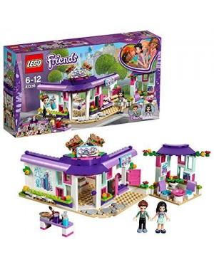 LEGO 41336 LEGO FRIENDS IL CAFF DEGLI ARTISTI DI EMMA