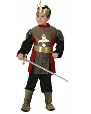 Costume Cavaliere Medievale 10-12 Anni
