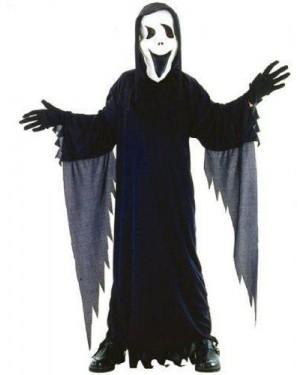 CLOWN 70256 costume scream 10 anni demone