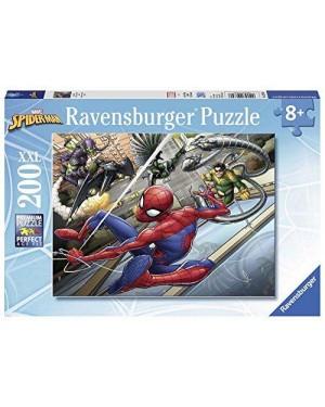 RAVENSBURGER 12730 puzzle 200 xxl spiderman grattacieli