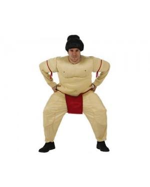 Costume Lottatore Di Sumo T.U